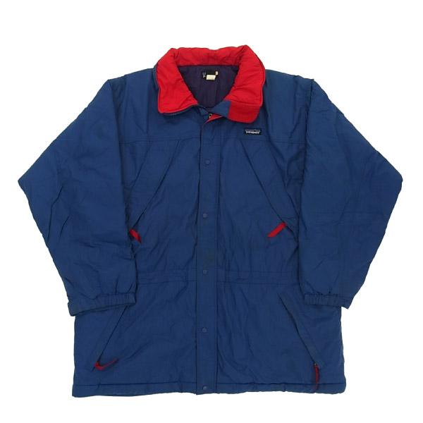 パタゴニア ナイロンジャケット Rありタグ 1980年代後半~1994年 size L (USED PATAGONIA) 【あす楽対応】【あす楽_土曜営業】【海外直輸入USED品】