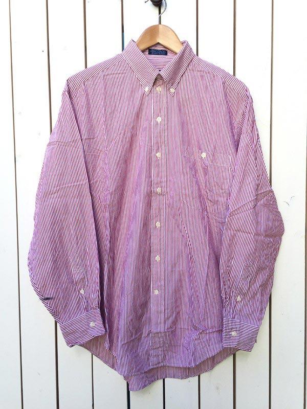 NAUTICA SHIRTS ノーティカ 激安通販専門店 信憑 シャツ アメリカ直輸入 古着 表記サイズ:16-34 日本サイズXL