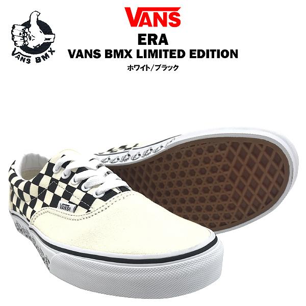 köpa försäljning senare en ny chans amb: Vans gills-limited model vans bicycle motocross white / black ...