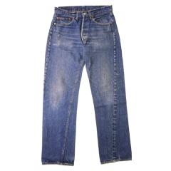 Vintage Levi's 501 66前期 W32L31.5(実寸W78cm×L77cm) (リーバイス 501 オリジナルジーンズ 古着 ビンテージ ヴィンテージ デニム)  【あす楽対応】【あす楽_土曜営業】【海外直輸入USED品】