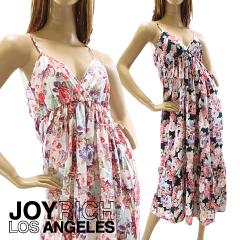 ジョイ リッチ アンブシュ フローラル マキシ ドレス ブラック/XSサイズ (JOY RICH AMBUSH FLORAL MAXI DRESS レディース 女性用 ジョイリッチ)