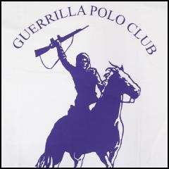 The fact guerrilla polo club purple last: Small size (Fuct GUERILLA POLO CLUB)
