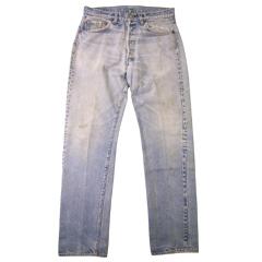 Vintage Levis 501赤ミミ W33L32(実寸W80cm×L79.5cm) 【リーバイス 501 オリジナルジーンズ】【古着 あかみみ ビンテージ】【ヴィンテージ デニム】 【あす楽対応】【あす楽_土曜営業】【海外直輸入USED品】