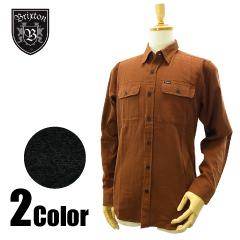 ブリクストン ダーンズ フランネルシャツ (Brixton Donez Flannel Shirts) 【あす楽対応】【あす楽_土曜営業】
