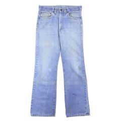 Vintage Levi's 517 シングルステッチ W36L31 (実寸W82cm×L78cm) 【リーバイス オリジナルジーンズ】【古着 ビンテージ】 【古着 ビンテージ】 【あす楽対応】【あす楽_土曜営業】【海外直輸入USED品】