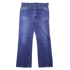 Vintage Levi's 517 シングルステッチ W38L31 (実寸W92cm×L77cm) 【リーバイス オリジナルジーンズ】 【古着 ビンテージ】 【あす楽対応】【あす楽_土曜営業】【海外直輸入USED品】