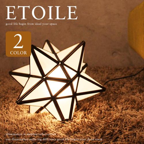 【送料無料】 ■Etoile table lamp■ ロングセラーのアンティーク調の間接照明 テーブルランプとしてもフロアランプとしても使えます 【DI CLASSE ディクラッセ】