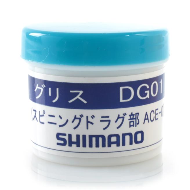 SHIMANO: grease ACE-0 (DG01) SHIP (DG06)