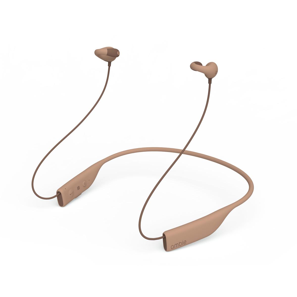 【ambie wireless earcuffs(アンビー ワイヤレスイヤカフ)】最新モデル Bluetooth イヤホン 高音質 ワイヤレス イヤホン ランニング ブルートゥースイヤホン bluetooth ながら聴き 耳にいれない 送料無料 ビデオ会議 テレワーク オンライン授業 ランニング スポーツ