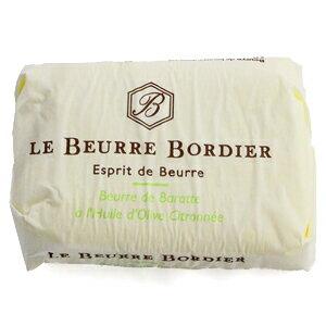 フランスの三ツ星レストランで使われる手ごねバター 毎週火曜〆切→翌週金曜発送 フランスブルターニュ産 ボルディエ 発酵フレッシュバター 格安激安 125g オリーブオイル 店 レモン入り