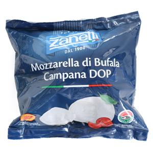 ザネッティ 実物 モッツァレラ ディ 大人気 DOP ブッファ 125g