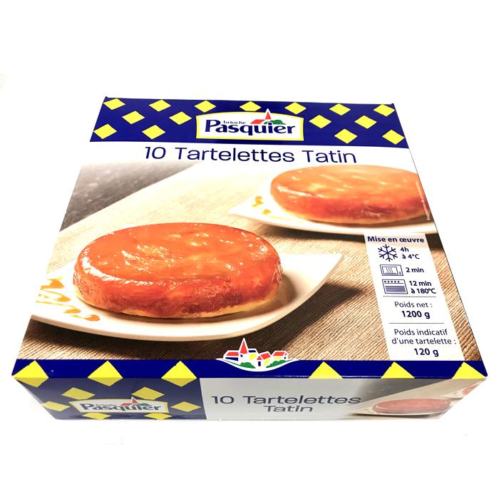 小腹が減ったときにちょっとしたデザートに 倉 自然な美味しさ 冷凍 タタン120gx10個 オーバーのアイテム取扱☆ タルトレット フランス産