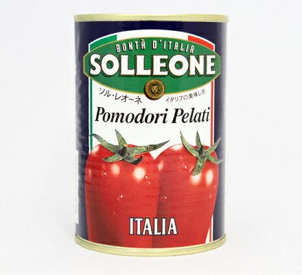 おすすめ特集 蔵 本場イタリア産 ソルレオーネ 400g ホールトマト