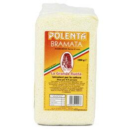 ラ グランデ ルオータ社 ポレンタ 1kg ブラマータ 豊富な品 白 国内在庫