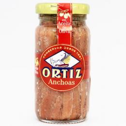 オルティス社 スペイン産 カンタブリコ産 アンチョビ 買い取り 開店祝い 95g フィレ