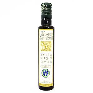 エキストラバージン トレリ 最�級 コールドプレス オリーブオイル 100%オーガニック (有機栽培) 250ml 【P08Apr16】