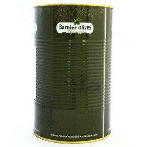 送料無料/新品 バルニエ グリーンオリーブ種抜 業務用 大容量 4300g 人気の定番