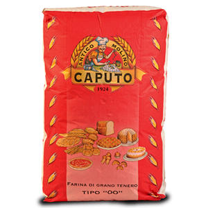 【本場のナポリピッツァを焼くならこれ!00粉 ゼロゼロ粉】カプート社製 サッコロッソ・リンフォルツァート(ピザ用強力粉) 25Kg