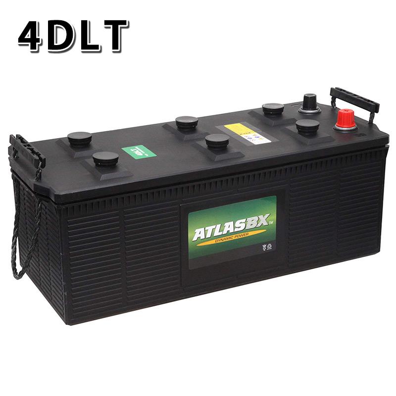 【 ポイント5倍 2020/5/9 20時~2020/5/16 2時 】 アトラス ATLAS 4DLT 耕うん機 フォード トラクター 用 バッテリー 4DTL 車 送料無料