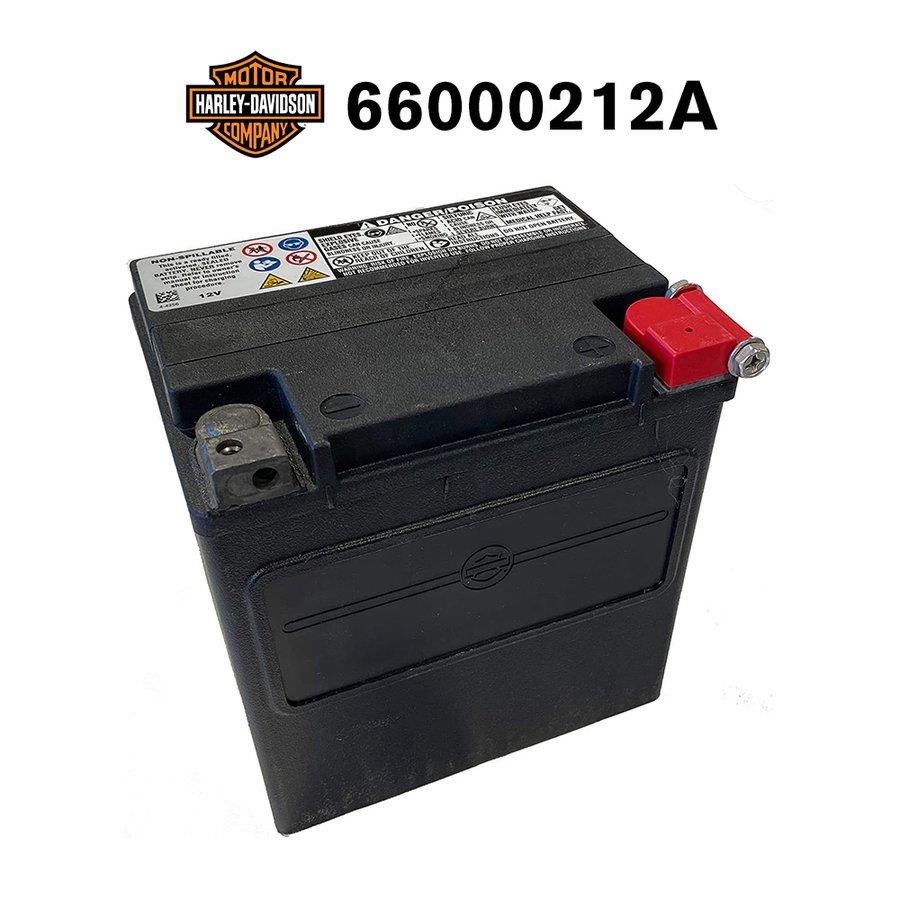 【 ポイント5倍 2020/5/9 20時~2020/5/16 2時 】 HD66010-97D HD ハーレー ダビットソン 純正 AGM 高性能 バイク バッテリー 6ヶ月保証 旧品番 66010-97C 97-UP FLHRFLHTFLTR HD66010ー97C 送料無料