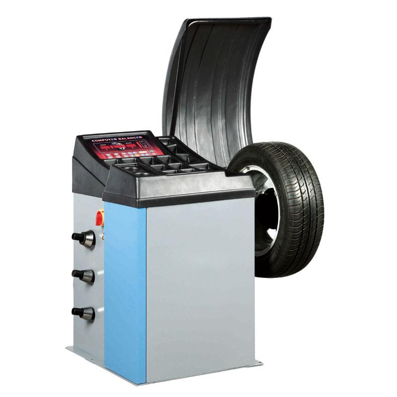 ホイールバランサー タイヤバランサー タイヤ整備 【代引き不可】 24インチまで測定可能 通常18インチまで ツールパワー