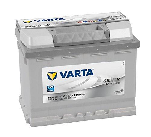 【 ポイント5倍 2020/5/9 20時~2020/5/16 2時 】 VARTA バルタ 563-400-061 SILVER DYNAMIC シルバーダイナミック ドイツ製 欧州車用 バッテリー 送料無料