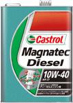 【 ポイント5倍 2020/5/9 20時~2020/5/16 2時 】 カストロール Magnatec Diesel 10W40 CF 自動車 用ディーゼルエンジン専用オイル 【4L(リットル)×6本】 部分合成油 Castrol オイル 送料無料