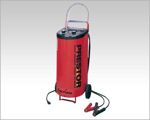 精一杯の価格で対応! SQ-400EX GSユアサ 自動車 バッテリー 急速充電器 ジーエス YUASA 送料無料