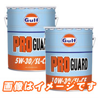 Gulf oil anti-fingerprint 10W30 SN 20 l mineral oil PRO GUARD Gulf