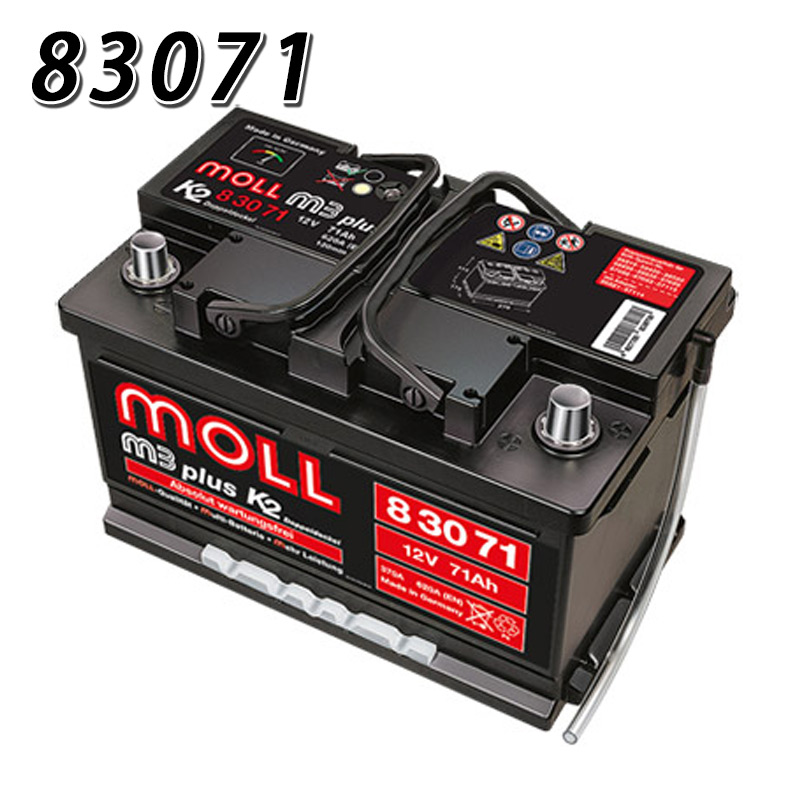 BATTERYWEBCOM RAKUTEN-SHOP: 830-71 Mole MOLL Automotive