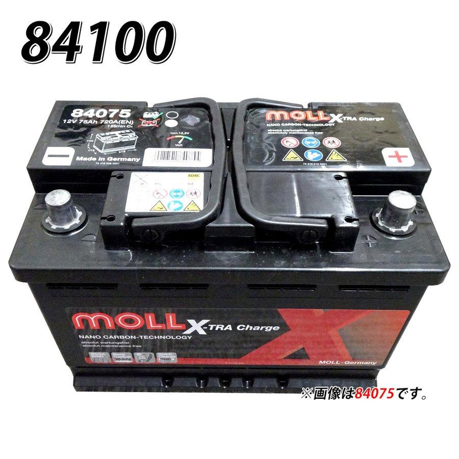 83-100 モル MOLL 83100 自動車 用 バッテリー 830-95 2年保証 車 送料無料