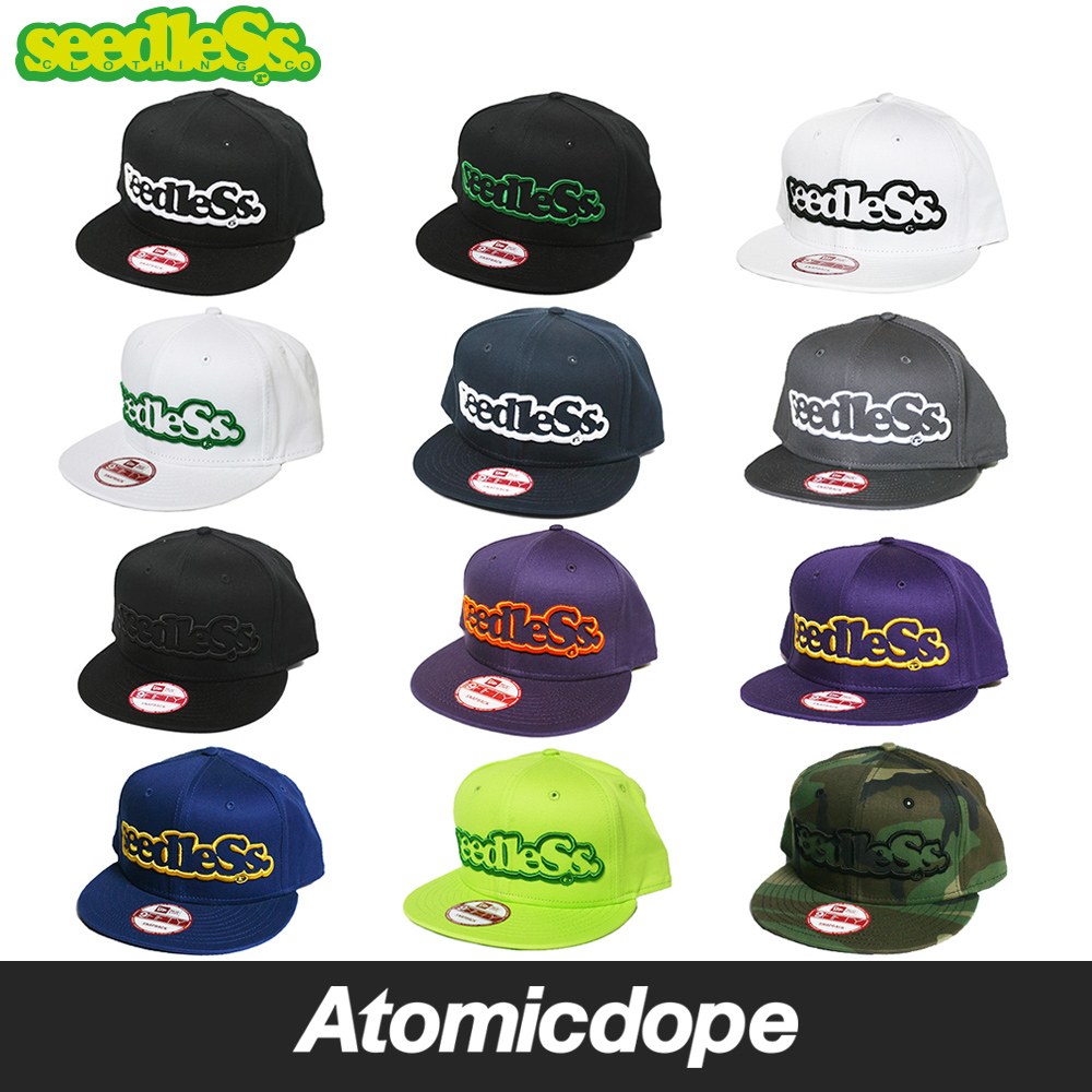 SD NEW ERA SNAP BACK new era snap back Cap Hat seedless one size fits all fea960835
