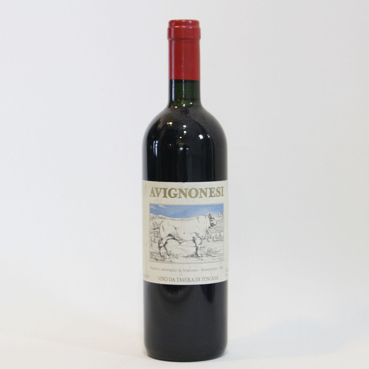 【1990年】デジデリオ アビニョネージ Desiderio Avignonesi イタリア トスカーナ州 赤ワイン 750ml