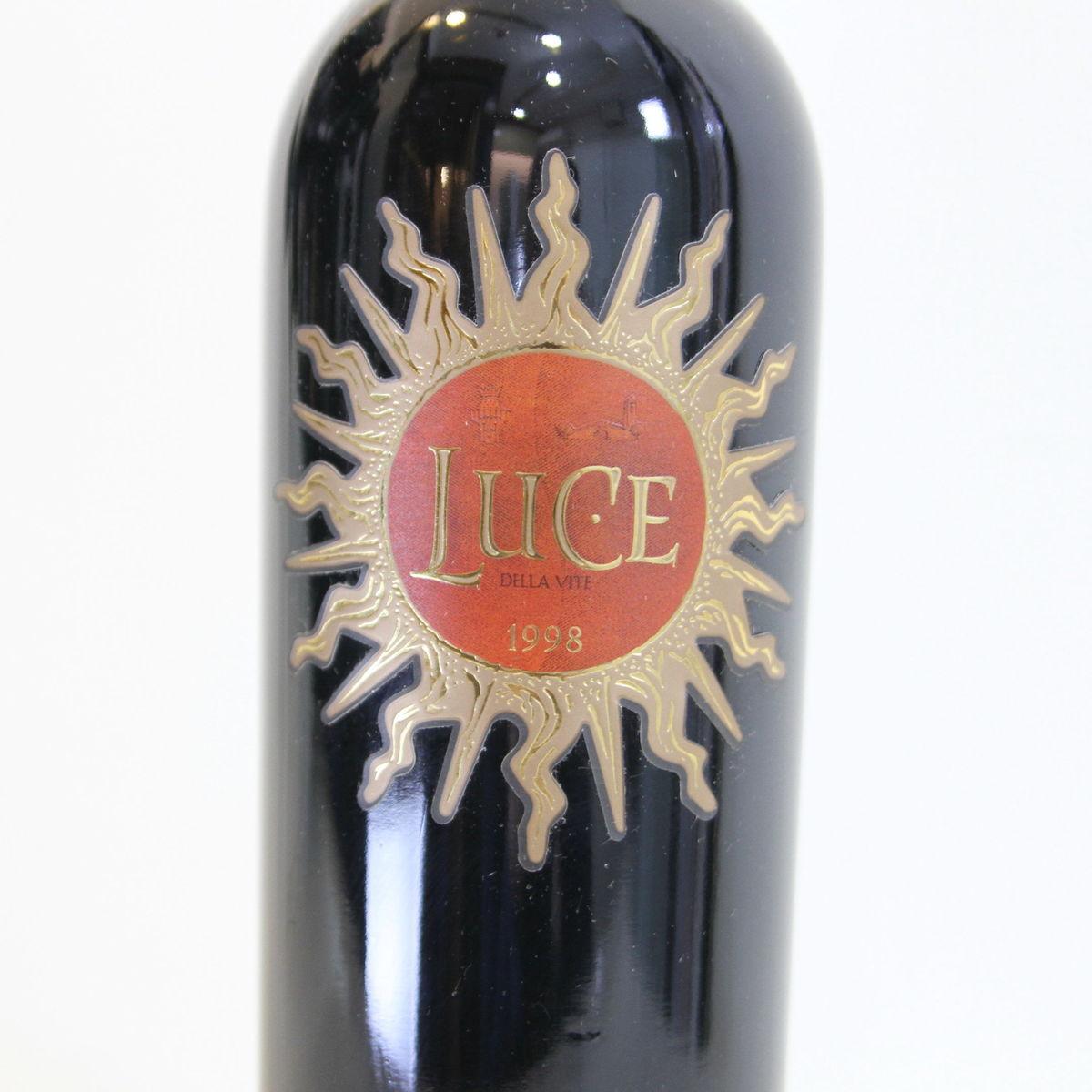 【1998年】ルーチェ Luce イタリア トスカーナ州 赤ワイン 750ml