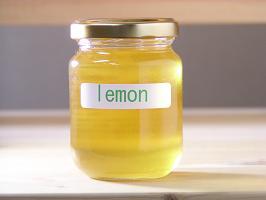 国内正規総代理店アイテム レモンそのものの味と香りが良いレモンはちみつ125g入り 贈呈