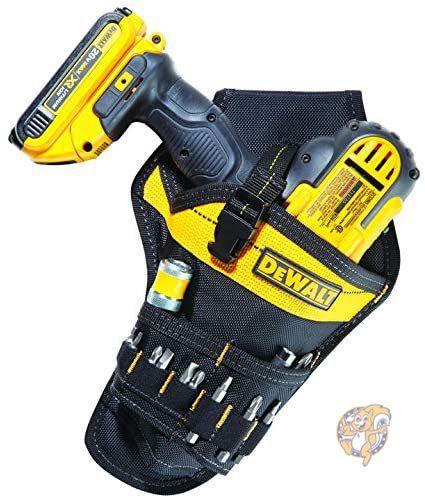 お買得 DEWALT ヘビーデューティードリルホルスター 工具ホルダー DG5120 5☆大好評