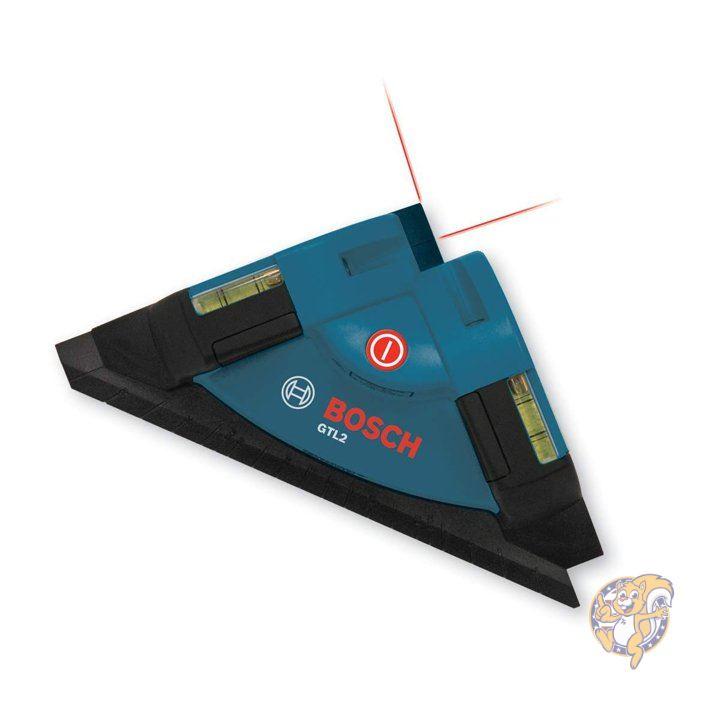 ボッシュ 便利 コンパクト 工具 DIY用品 Bosch 直角レーザー 激安☆超特価 サービス 垂直 平行 GTL2 DIY