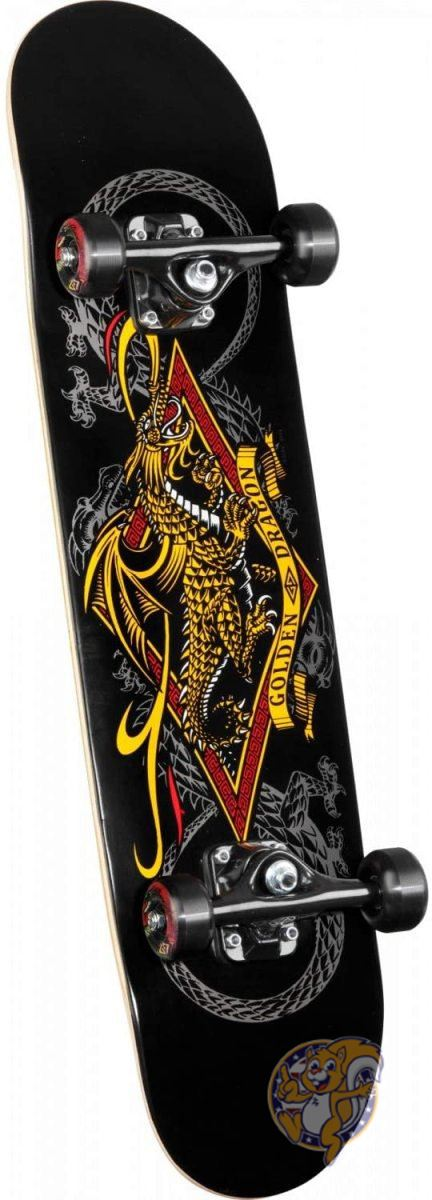 コンプリートスケートボード Powell-Peralta 通販 激安 ご予約品 DAGCDD312412B フライングドラゴン