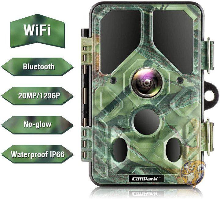 【初回限定】 トレイルカメラ Campark Campark T85 Bluetooth T85 WiFi Bluetooth, URCHIN(アーチン):b3e97e24 --- metaforiki-skyrou.gr