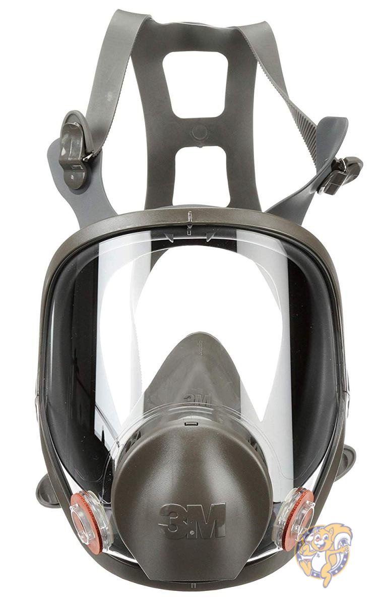 <title>大特価!! 3M マスク 便利 作業用 産業用 6800フルフェイスマスク 呼吸器 蒸気 ほこり カビ ケミカル ペイントミディアムサイズ</title>