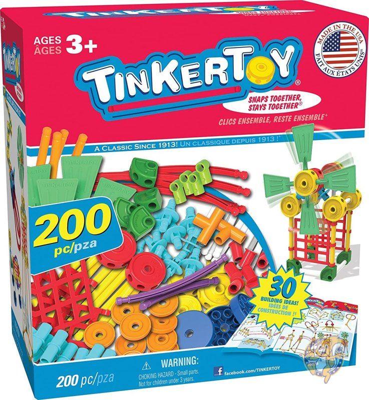 ティンカートイ TINKERTOY 30モデル組み立てセット お買い得 知育玩具 ブランド買うならブランドオフ 56578 玩具