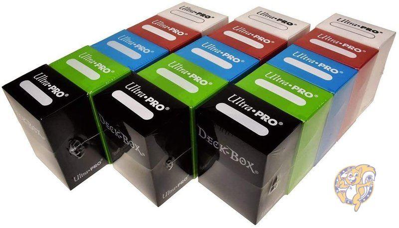 オンラインショップ ウルトラプロ トレカデッキケース Ultra 5色10個セット NEW ゲーム用品 Pro