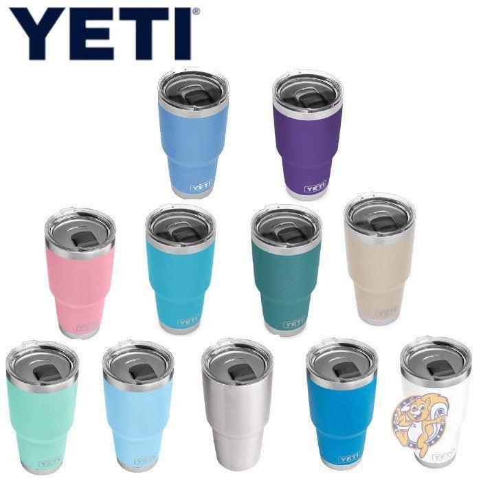 ショッピング レジャーやキャンプに最適な保温タンブラー YETI イエティ Rambler 30 oz タンブラー 保温 11色 保冷 まとめ買い特価 水筒