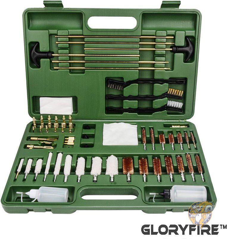 ユニバーサルガンクリーニングキット GLORYFIRE セール 登場から人気沸騰 期間限定特別価格 狩猟ライフル