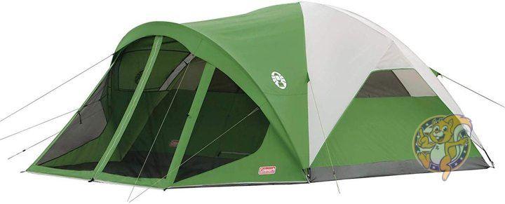 セール特別価格 コールマン 高額売筋 スクリーンルーム付きドームテント Coleman スクリーンルーム付き ドームテント 遮蔽ポーチ付きエヴァンストンキャンプテント ハイキング ドーム テント キャンプ