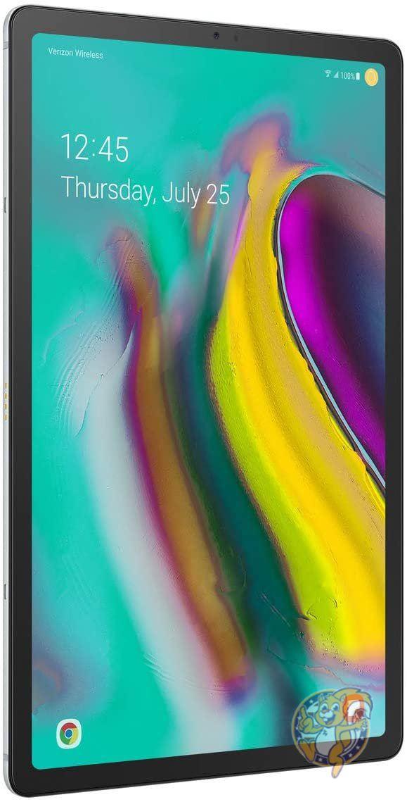 Samsung ギャラクシータブレット 新色 SALE開催中 S5E 64ギガバイト シルバー 電化製品 Wifiタブレット シルバーSM-T720NZSAXAR サムスンSamsung
