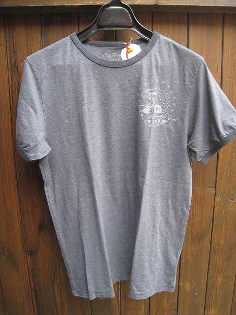 ED HARDY/エドハーディーDANGER EAGLE Tシャツ GREY