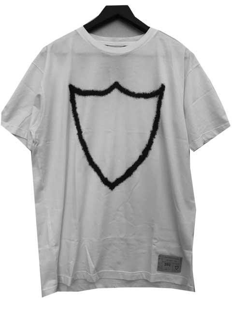 HTCエイチティーシーイタリーSPRAY Tシャツ white