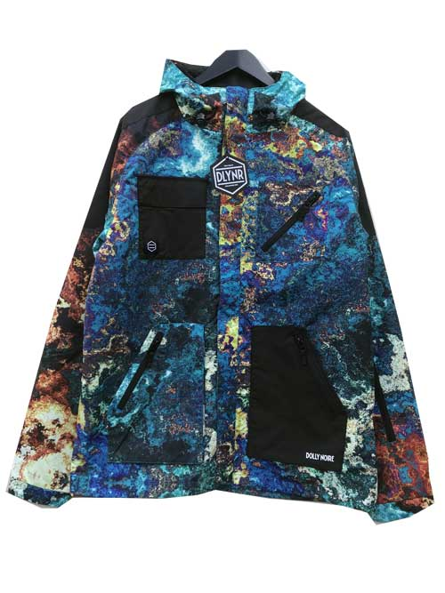 DOLLY NOIREドリーノアールCHEMICAL MESH JACKET / KORROSION CAMO