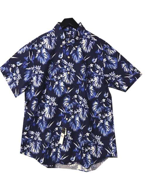 POLO RALPH LAUREN/ポロラルフローレンボタンダウン半袖シャツnavy半袖シャツ